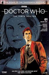 THE ROAD TO THE THIRTEENTH DOCTOR - TENTH DOCTOR #1