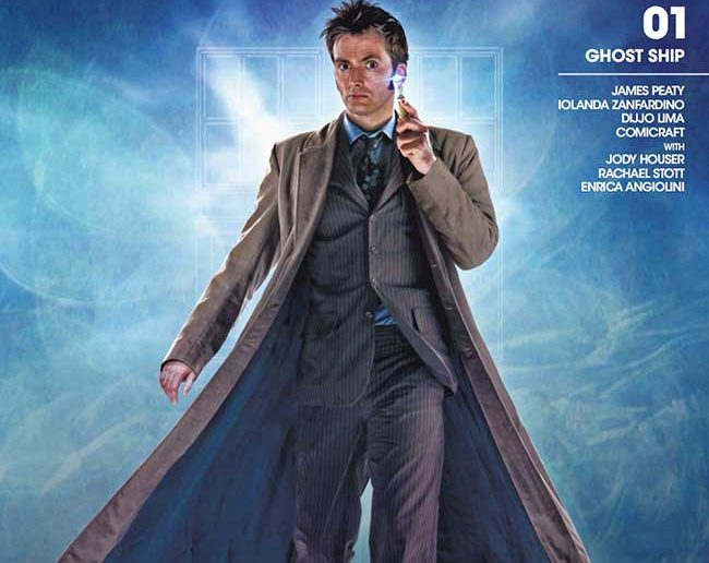 HE ROAD TO THE THIRTEENTH DOCTOR - TENTH DOCTOR #1