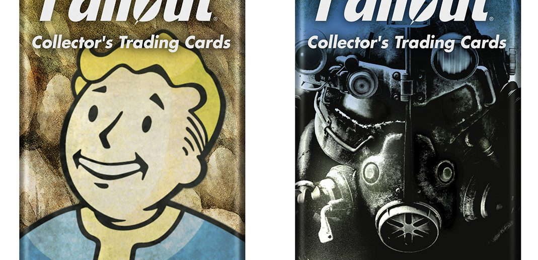 Fallout Trading Cards