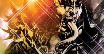 KISS Ongoing Series at Dynamite Entertainment