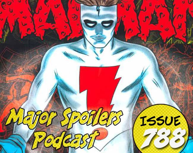 Major Spoilers Podcast #788 Madman Volume 1