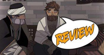 Real Science Adventures: The Nicodemus Job #1 Review