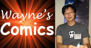 Wayne's Comics Podcast Interviews Gene Ha