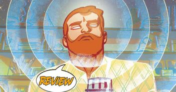Cave Carson Has An Interstellar Eye #6 Review
