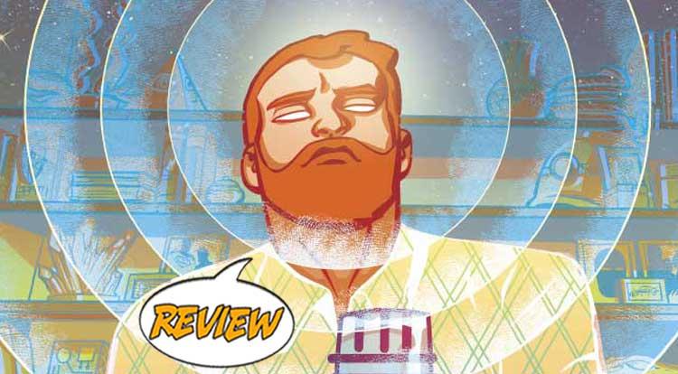 Cave Carson Has An Interstellar Eye #6 Review