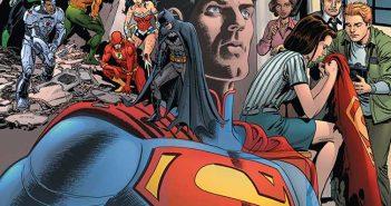 Death of Superman Part 1 Digital Comics