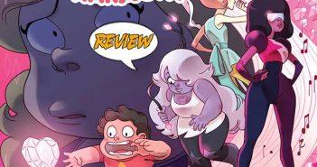Steven Universe: Harmony #1 Review