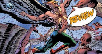 Hawkman #3 Review