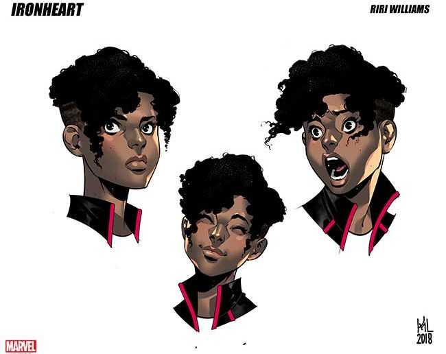 Ironheart #1
