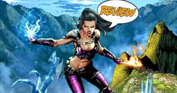 Jasmine: Crown of Kings #4 Review