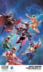 Power Rangers: Beyond the Gridl