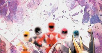 Might Morphin Power Rangers Shattered Grid #1
