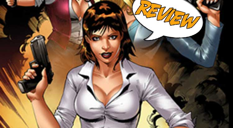 Charlie's Angels #3 Review