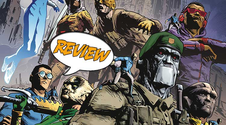 The Vigilant One-Shot Review