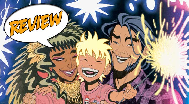 The New World #2 Review