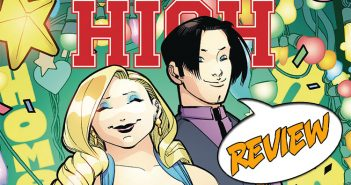 Valiant High #4 Review