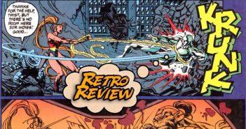Wonder Woman #93 Retro Review