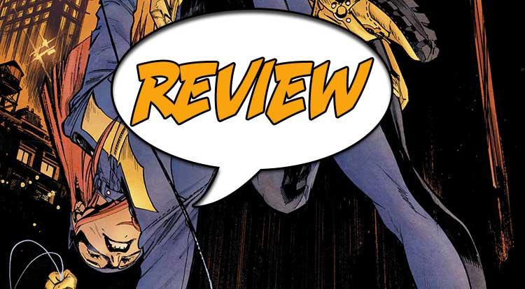 Batgirl #25 Review