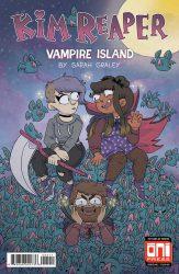 Kim Reaper: Vampire Island #1