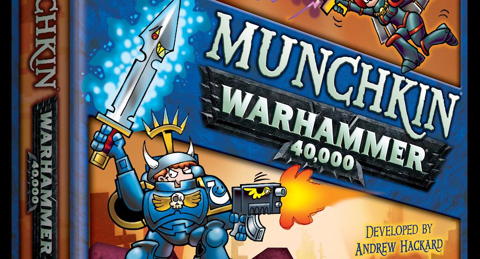 Steve Jackson Games Munchkin 40,000