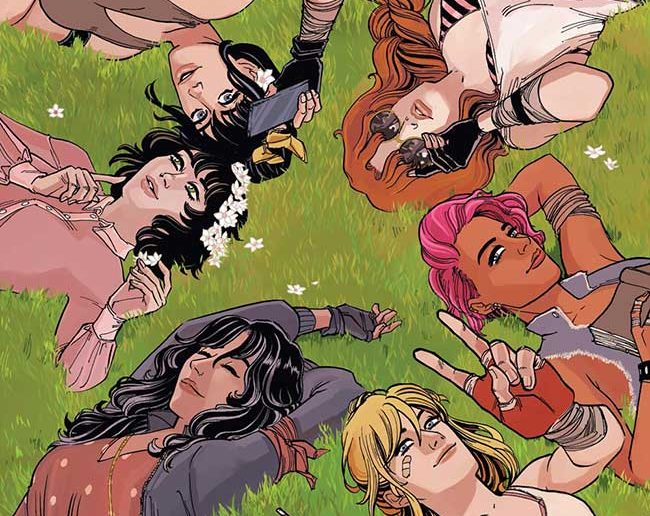 Betty and Veronica: Vixens #10