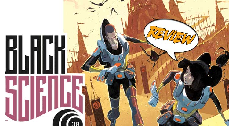 Black Science #38 Review
