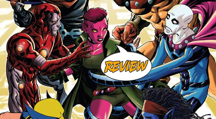 Exiles #7 Review