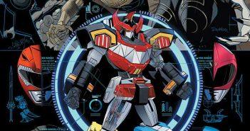 Go Go Power Rangers #13