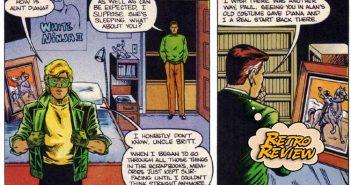 Green Hornet #6 Review