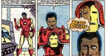 Iron Man #169 Review