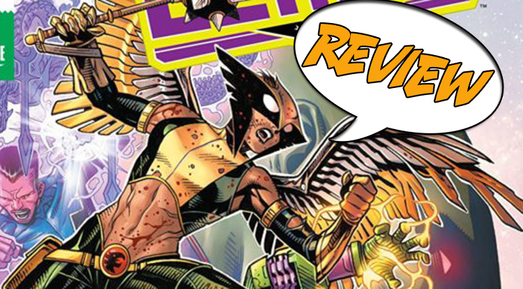 Justice League #7 Review