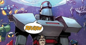 Mech Cadet Yu #12 Review