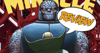 Mister Miracle #11 Review