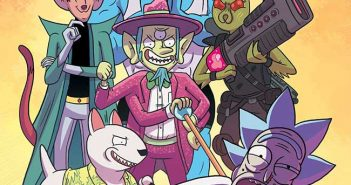 Rick and Morty #42