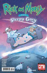 Rick and Morty Presents Sleepy Gary #1