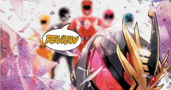 SHATTERED GRID #1 Review