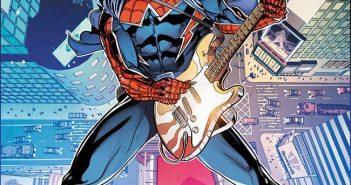 Spider-Geddon #1 Variant Cover