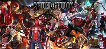 Spider-Geddon Variant