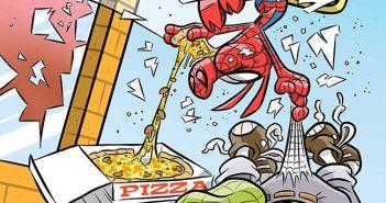 Spider-Geddon Variant Cover #1