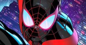 Miles Morales Spider-Geddon #1 Variant Cover