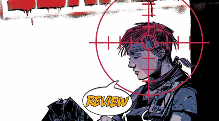 Scarlet #1 Review