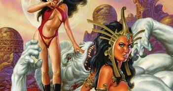 Vampirella / Dejah Thoris #1