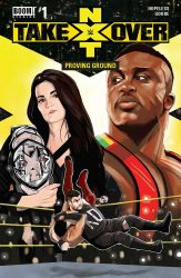 WWE: NXT Takedown - Proving Ground #1