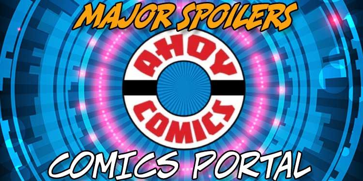 Ahoy Comics Comics Portal