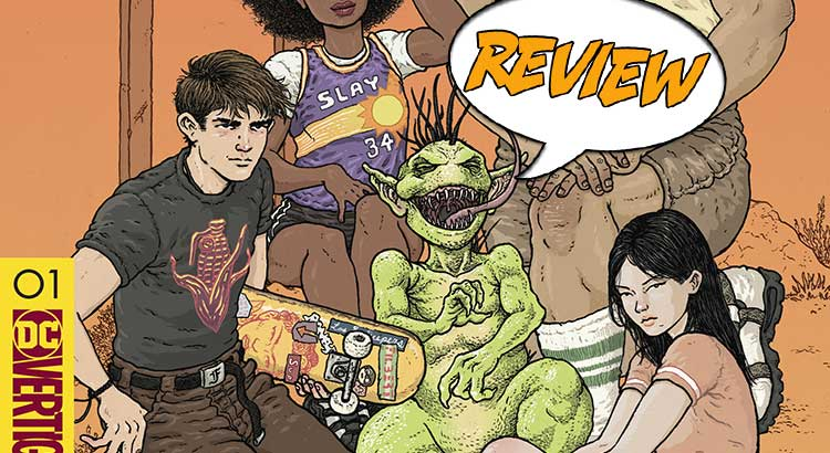 Border Town #1 Review