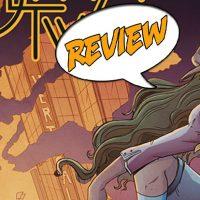 Olivia Twist #1 Review