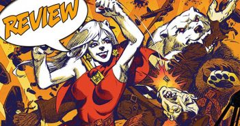 Warbears #1 Review