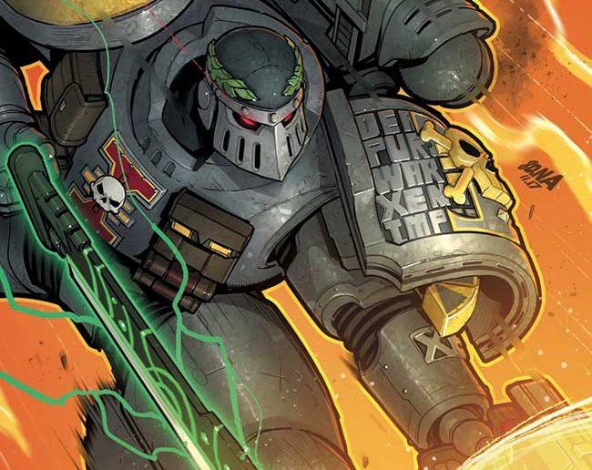 Warhammer 40000 Deathwatch OGN