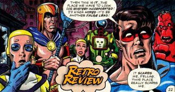 1963 #6: The Tomorrow Syndicate Review