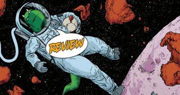 Blastosaurus #3 Review